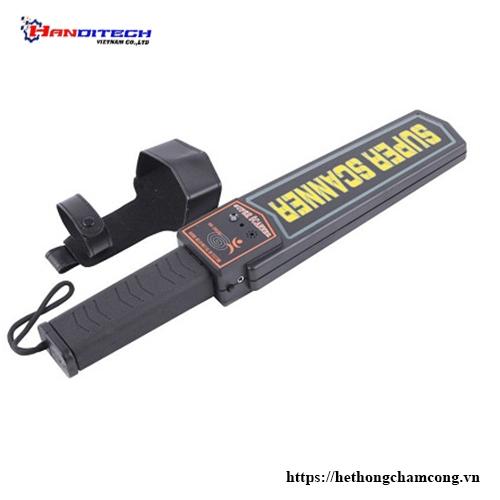 Máy dò kim loại cầm tay Super Scanner MD 3003B1