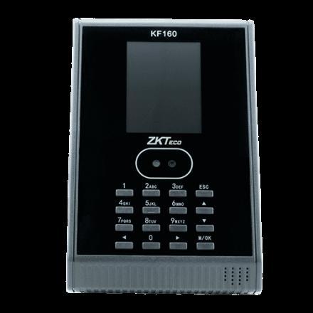 Máy chấm công khuôn mặt và thẻ từ ZKTeco KF160