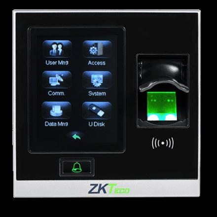 Máy chấm công kiểm soát cửa ZKTECO SF400N