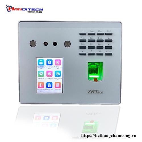 Máy chấm công nhận diện khuôn mặt ZKTECO MB560-VL