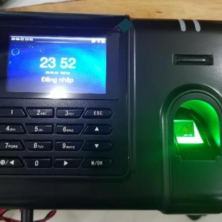 Máy chấm công có wifi Ronald jack X628-C PRO