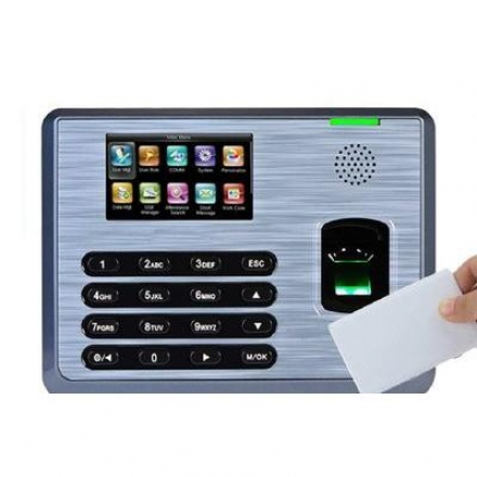Máy chấm công vân tay và thẻ Ronald jack X629 Pro
