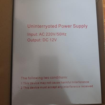 Bộ nguồn lưu điện cho hệ thống kiểm soát LH-Y06