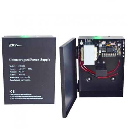 Bộ lưu điện cho kiểm soát ra vào ZKTeco PS-902B