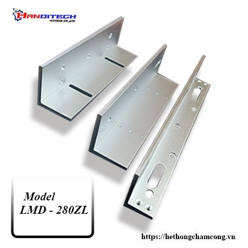 Bộ gá ZL dùng cho khóa điện từ LMD-280ZL
